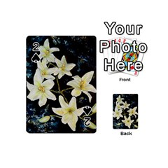 Bright Lilies Playing Cards 54 (mini)