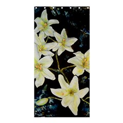 Bright Lilies Shower Curtain 36  x 72  (Stall)