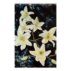 Bright Lilies Shower Curtain 48  X 72  (small)