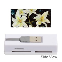 Bright Lilies Memory Card Reader (Stick)
