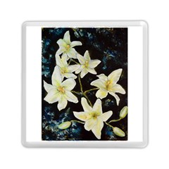Bright Lilies Memory Card Reader (square)