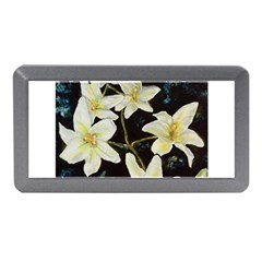 Bright Lilies Memory Card Reader (mini)