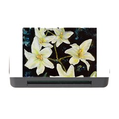 Bright Lilies Memory Card Reader With Cf