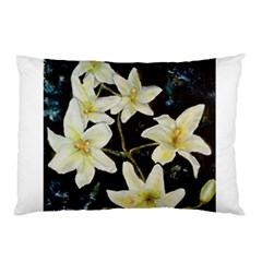 Bright Lilies Pillow Cases (two Sides)