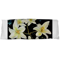 Bright Lilies Body Pillow Cases Dakimakura (Two Sides)