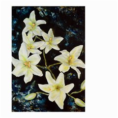 Bright Lilies Small Garden Flag (Two Sides)