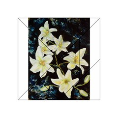 Bright Lilies Acrylic Tangram Puzzle (4  X 4 )