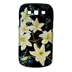 Bright Lilies Samsung Galaxy S Iii Classic Hardshell Case (pc+silicone)