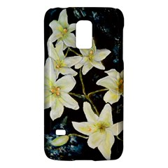 Bright Lilies Galaxy S5 Mini