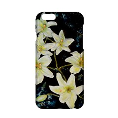 Bright Lilies Apple iPhone 6 Hardshell Case