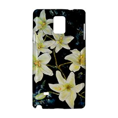 Bright Lilies Samsung Galaxy Note 4 Hardshell Case