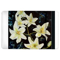 Bright Lilies iPad Air 2 Flip