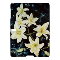Bright Lilies Samsung Galaxy Tab S (10.5 ) Hardshell Case