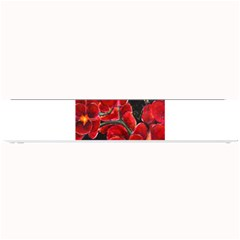 Red Orchids Small Bar Mats