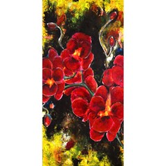 REd Orchids Magic Photo Cubes