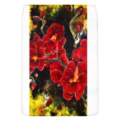 Red Orchids Flap Covers (s)