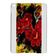 REd Orchids iPad Air 2 Hardshell Cases