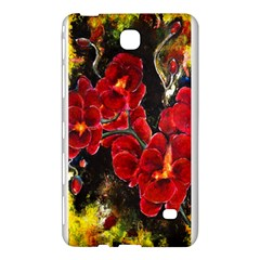 REd Orchids Samsung Galaxy Tab 4 (7 ) Hardshell Case
