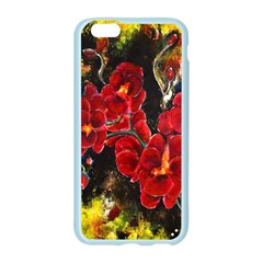REd Orchids Apple Seamless iPhone 6 Case (Color)