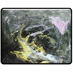 Black Ice Fleece Blanket (Medium)