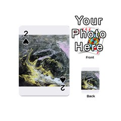 Black Ice Playing Cards 54 (mini)