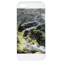 Black Ice Apple Iphone 5 Hardshell Case