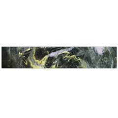 Black Ice Flano Scarf (Large)