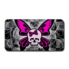 Skull Butterfly Medium Bar Mats