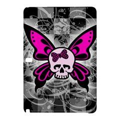 Skull Butterfly Samsung Galaxy Tab Pro 12 2 Hardshell Case