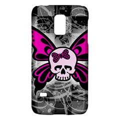 Skull Butterfly Galaxy S5 Mini