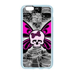 Skull Butterfly Apple Seamless iPhone 6 Case (Color)