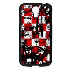 Emo Checker Graffiti Samsung Galaxy S4 I9500/ I9505 Case (black)