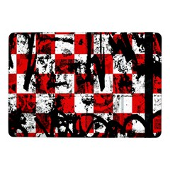 Emo Checker Graffiti Samsung Galaxy Tab Pro 10 1  Flip Case