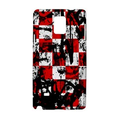 Emo Checker Graffiti Samsung Galaxy Note 4 Hardshell Case