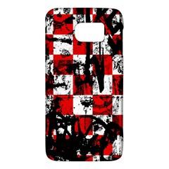 Emo Checker Graffiti Galaxy S6