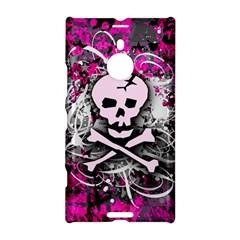 Pink Skull Splatter Nokia Lumia 1520