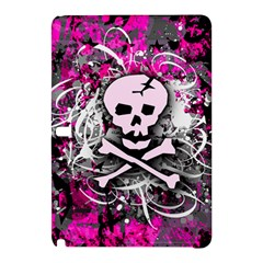 Pink Skull Splatter Samsung Galaxy Tab Pro 10 1 Hardshell Case