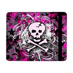 Pink Skull Splatter Samsung Galaxy Tab Pro 8.4  Flip Case