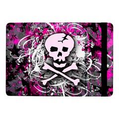 Pink Skull Splatter Samsung Galaxy Tab Pro 10.1  Flip Case