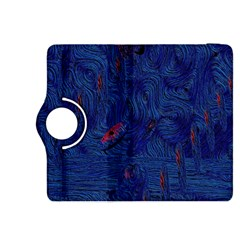 Blue Sphere Kindle Fire HDX 8.9  Flip 360 Case