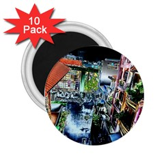Colour Street Top 2 25  Magnets (10 Pack)