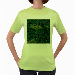The Others 2 Women s Green T-Shirt