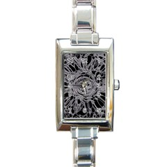 The Others 1 Rectangle Italian Charm Watches