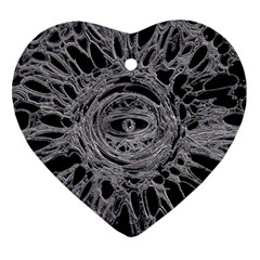 The Others 1 Heart Ornament (2 Sides)