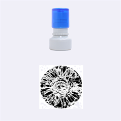 The Others 1 Rubber Round Stamps (Small)