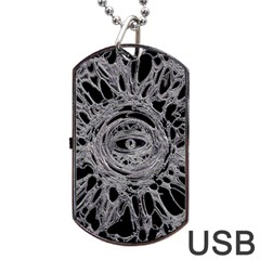 The Others 1 Dog Tag USB Flash (One Side)