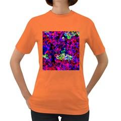 Electic Parasite Women s Dark T Shirt