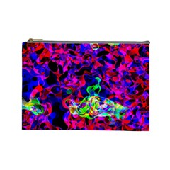 Electic Parasite Cosmetic Bag (large)