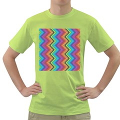 Aztec 3 Green T-Shirt