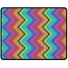 Aztec 3 Fleece Blanket (Medium)